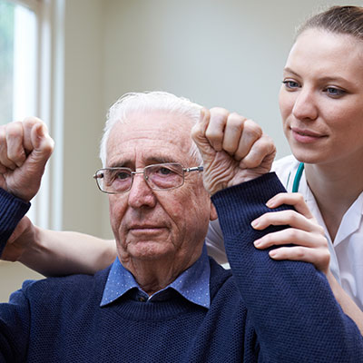 Hemiplegia In Home Care