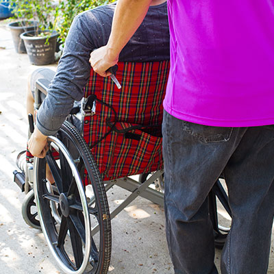 Home Care Support for Quadriplegia