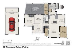 Tandoor Drive Floorplan
