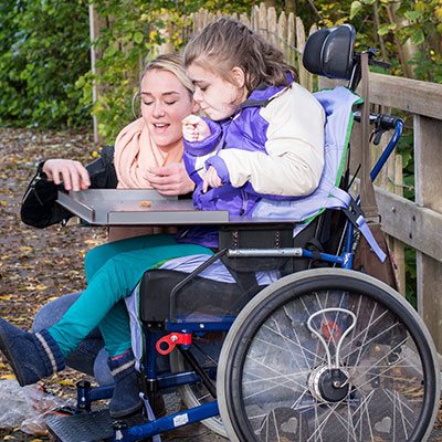 Spinal Muscular Atrophy Type 1 Home Support Services
