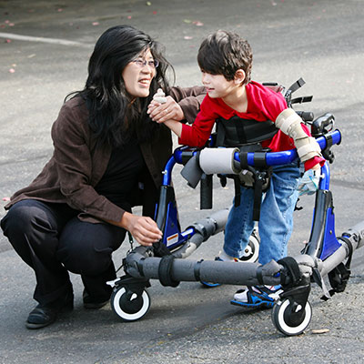 Spinal Muscular Atrophy Type 3 Home Support Services