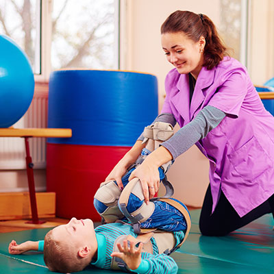 Spinal Muscular Atrophy Type 4 Home Support Services