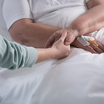 We Have a Variety of Palliative Care Services